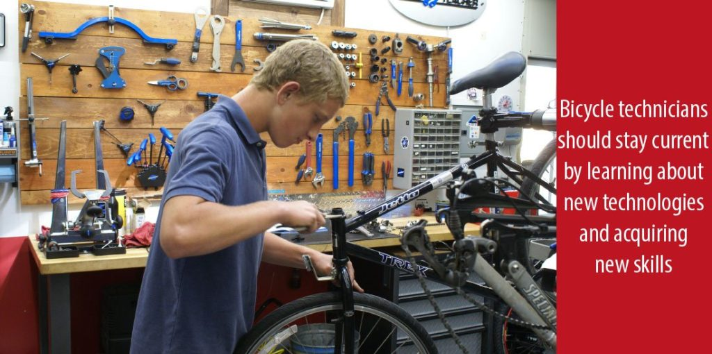 How To Become a Bike Mechanic