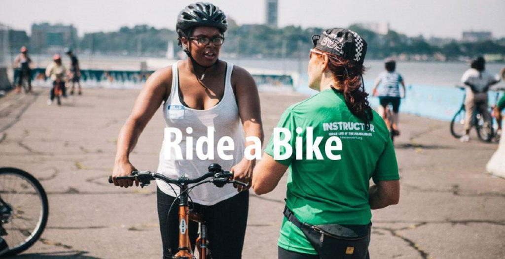 how to ride a bike for adults