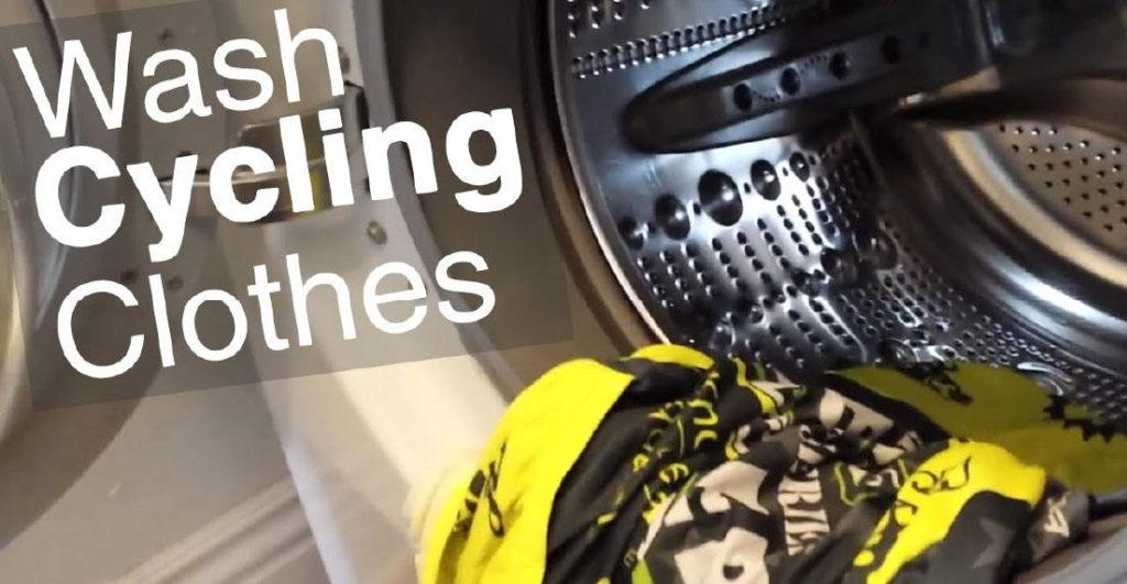 how to wash bike shorts