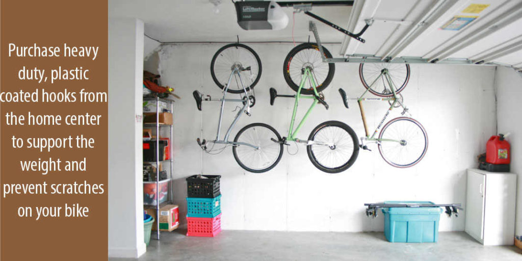 How To Hang A Bike Perfectly And Easily