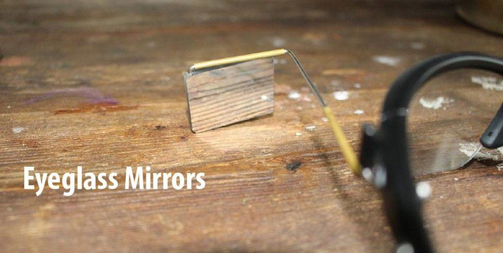 Eyeglass Mirrors