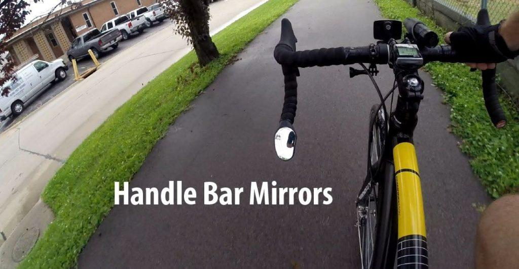 Handle Bar Mirrors