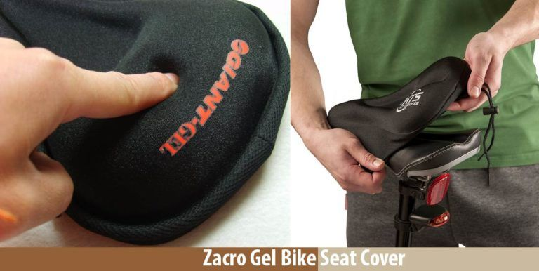 Zacro Gel Bike Seat Cover