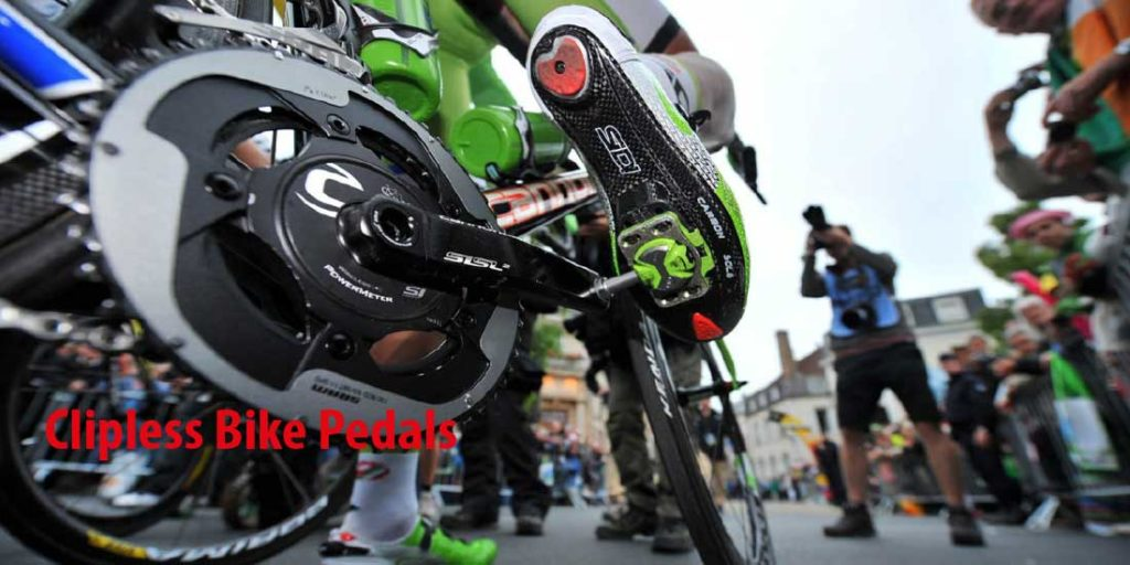 Clipless Bike Pedals